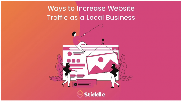 7 Ways to Increase Website Traffic as a Local Business