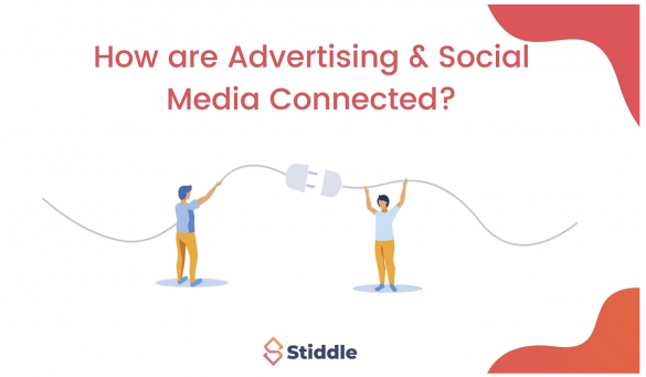 How are Advertising and Social Media Connected?