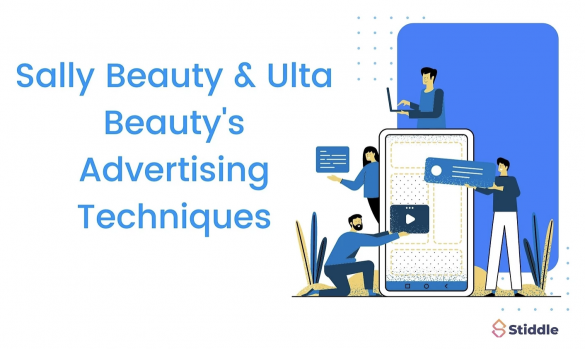What Advertising Techniques Do Sally Beauty and Ulta Beauty Utilize?