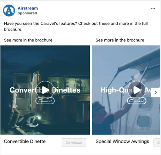 Stiddle - Facebook Lead Ad Generation Example