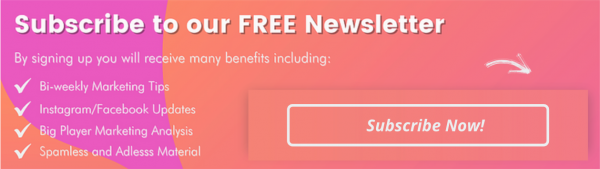 Subscribe to Stiddle's Marketing Newsletter 100% Free
